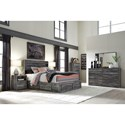 Signature Design by Ashley Baystorm Queen Bedroom Group - Item Number: B221 Q Bedroom Group 4