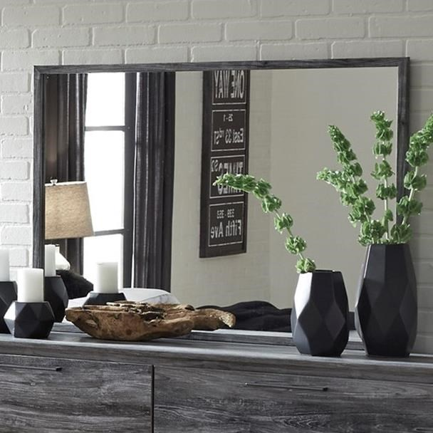 Baystorm Mirror by Signature Design by Ashley at Zak's Warehouse Clearance Center