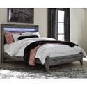 Signature Design by Ashley Baystorm Queen Panel Bed - Item Number: B221-57+54