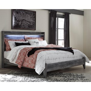 Signature Design by Ashley Baystorm King Panel Bed
