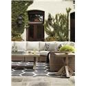 Signature Design by Ashley Beachcroft 6 PC Outdoor Conversation Set - Item Number: 771279102
