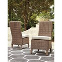 Signature Design by Ashley Beachcroft Side Chair with Cushion
