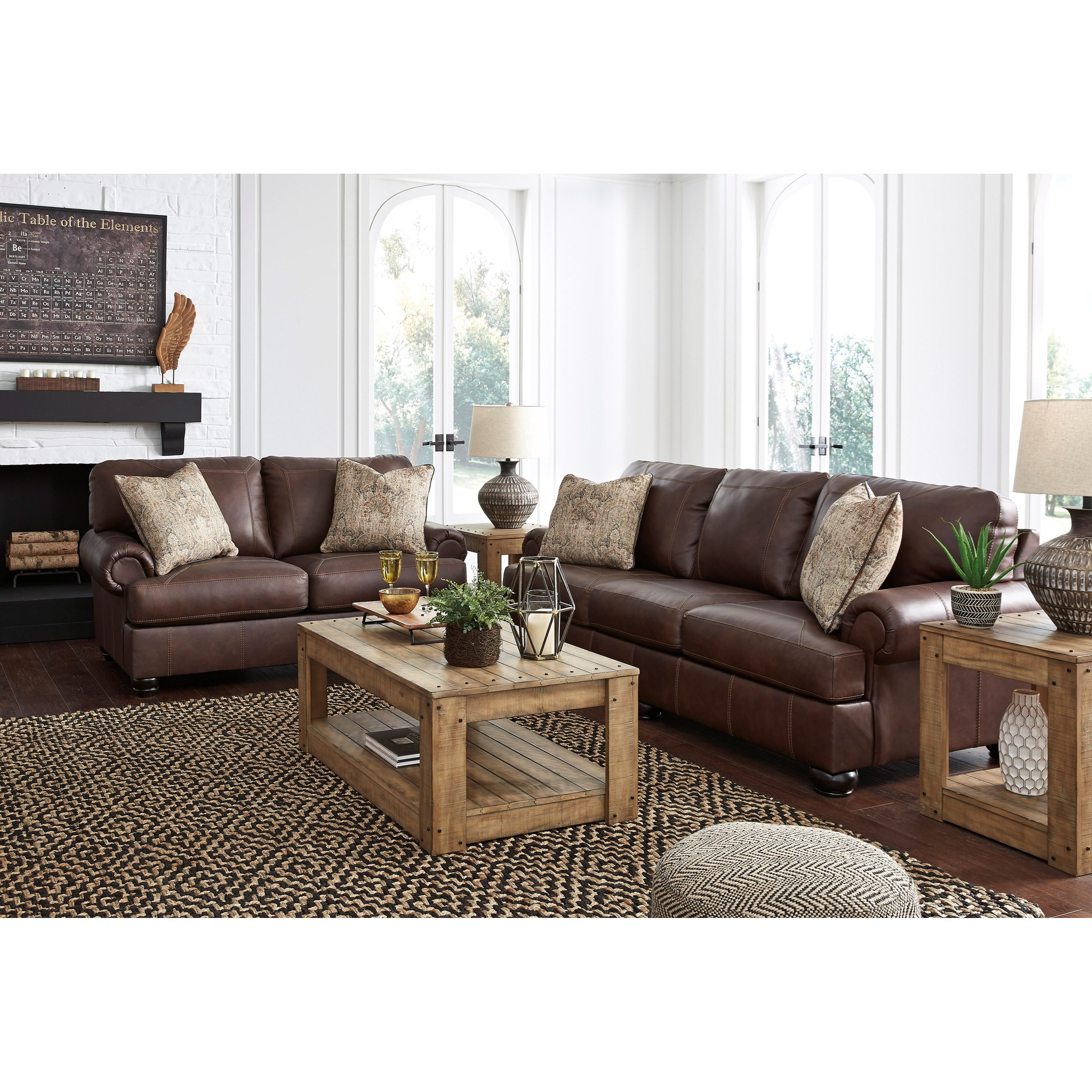 Bearmerton Living Room Group by Ashley (Signature Design) at Johnny Janosik