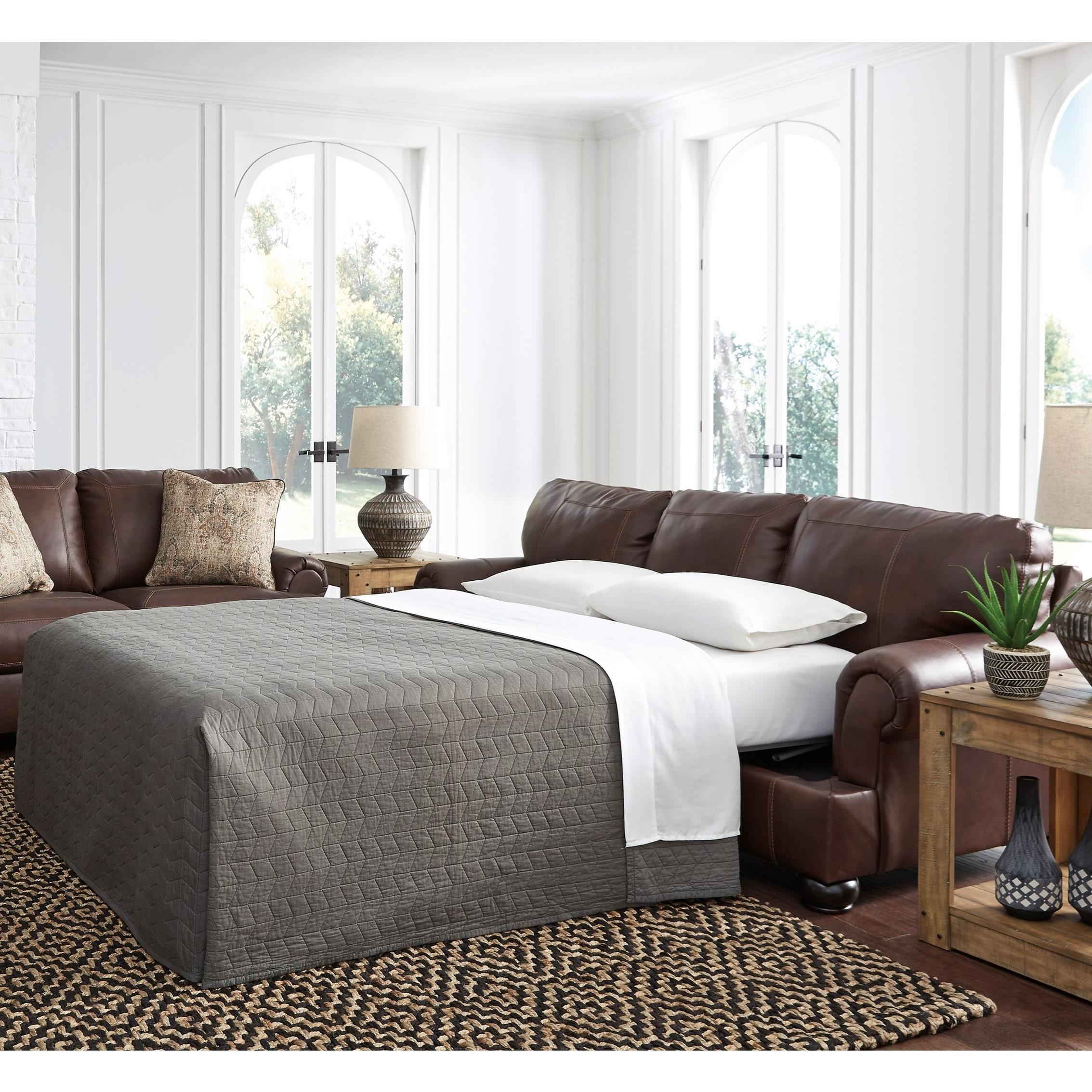Bearmerton Queen Sofa Sleeper by Signature Design by Ashley at Value City Furniture