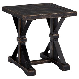 Signature Design by Ashley Beckendorf Square End Table