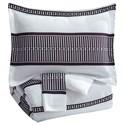 Signature Design by Ashley Bedding Sets Queen Masako Black/Cream Comforter Set