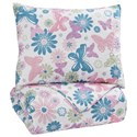 Signature Design by Ashley Bedding Sets Twin Jobeth Quilt Set