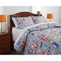 Signature Design by Ashley Bedding Sets Full Beaverton Quilt Set