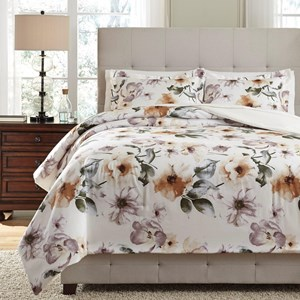 Signature Design by Ashley Bedding Sets King Balere Multi Comforter Set