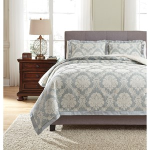 Signature Design by Ashley Bedding Sets Queen Joisse Comforter Set