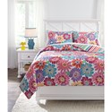 Signature Design by Ashley Bedding Sets Full Alexei Quilt Set - Item Number: Q345003F