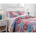 Signature Design by Ashley Bedding Sets Full Alexei Quilt Set