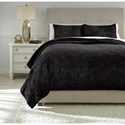 Signature Design by Ashley Bedding Sets King Linette Quilt Set - Item Number: Q417023K