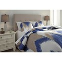 Signature Design by Ashley Bedding Sets King Mayda Comforter Set