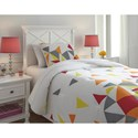 Signature Design by Ashley Bedding Sets Twin Maxie Multi Comforter Set