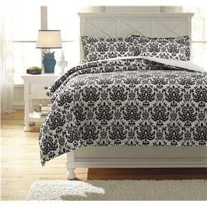 Ashley Signature Design Bedding Sets Full Duvet Cover Set