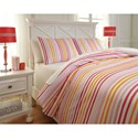 Signature Design by Ashley Bedding Sets Full Genista Multi Duvet Cover Set