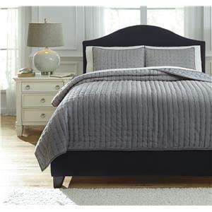 Ashley Signature Design Bedding Sets Teague Queen Comforter Set