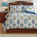 Ashley (Signature Design) Bedding Sets Full Machado Multi Comforter Set - Item Number: Q775003F