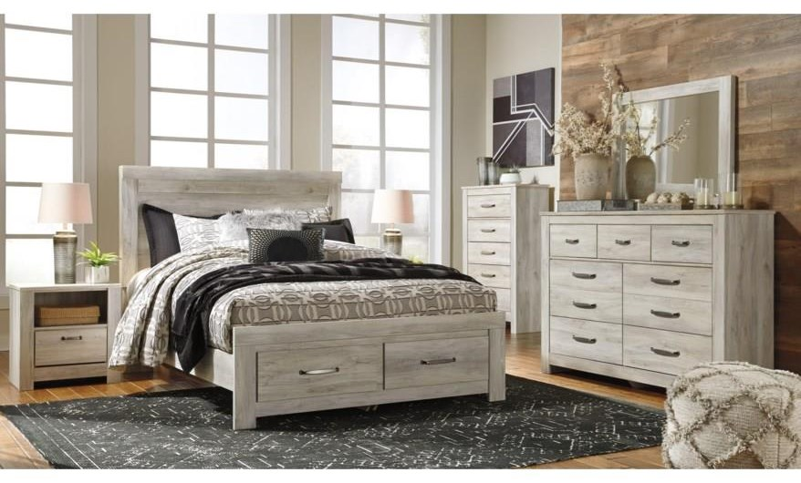 Bellaby King bedroom group by Signature Design by Ashley at Value City Furniture