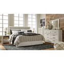 Signature Design by Ashley Bellaby King Bedroom Group - Item Number: B331 K Bedroom Group 1