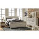 Signature Design by Ashley Bellaby King Bedroom Group - Item Number: B331 K Bedroom Group 2