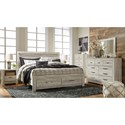 Signature Design by Ashley Bellaby King Bedroom Group - Item Number: B331 K Bedroom Group 3