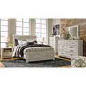 Signature Design by Ashley Bellaby King Bedroom Group - Item Number: B331 K Bedroom Group 5
