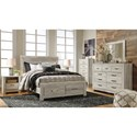 Signature Design by Ashley Bellaby Queen Bedroom Group - Item Number: B331 Q Bedroom Group 3