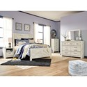 Signature Design by Ashley Bellaby Queen Bedroom Group - Item Number: B331 Q Bedroom Group 4