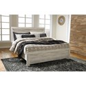 Ashley (Signature Design) Bellaby King Panel Bed - Item Number: B331-58+97+56