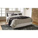 Signature Design by Ashley Bellaby King Panel Headboard - Item Number: B331-58