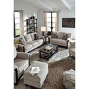 Signature Design by Ashley Benbrook Living Room Group