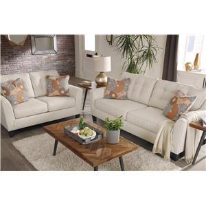 6-Piece Living Room Set