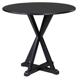 Signature Design by Ashley Berlmine Round Dining Room Counter Table