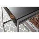 Signature Design by Ashley Bertmond Contemporary Home Office Desk