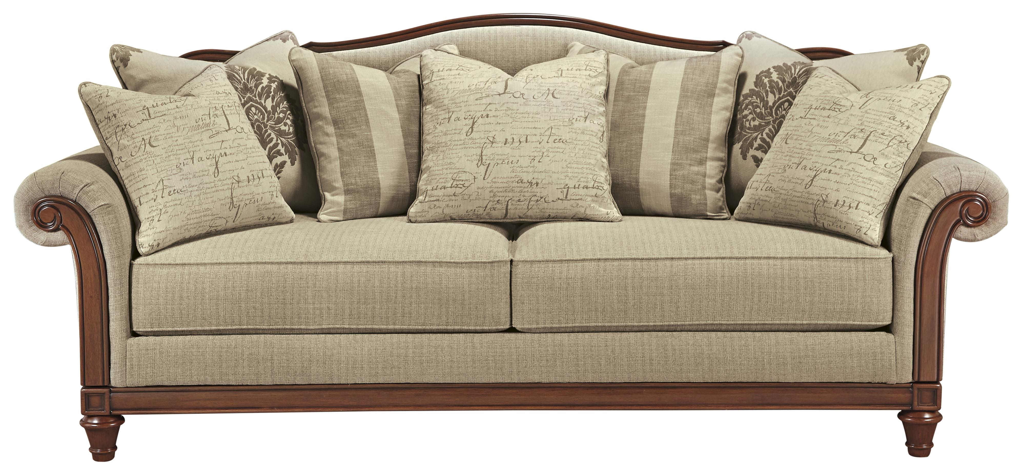 Signature Design by Ashley Berwyn View Sofa - Item Number: 8980338