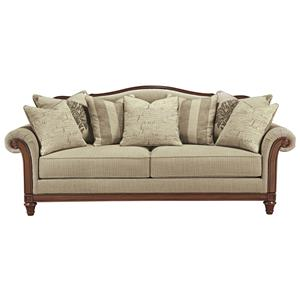 Signature Design by Ashley Berwyn View Sofa