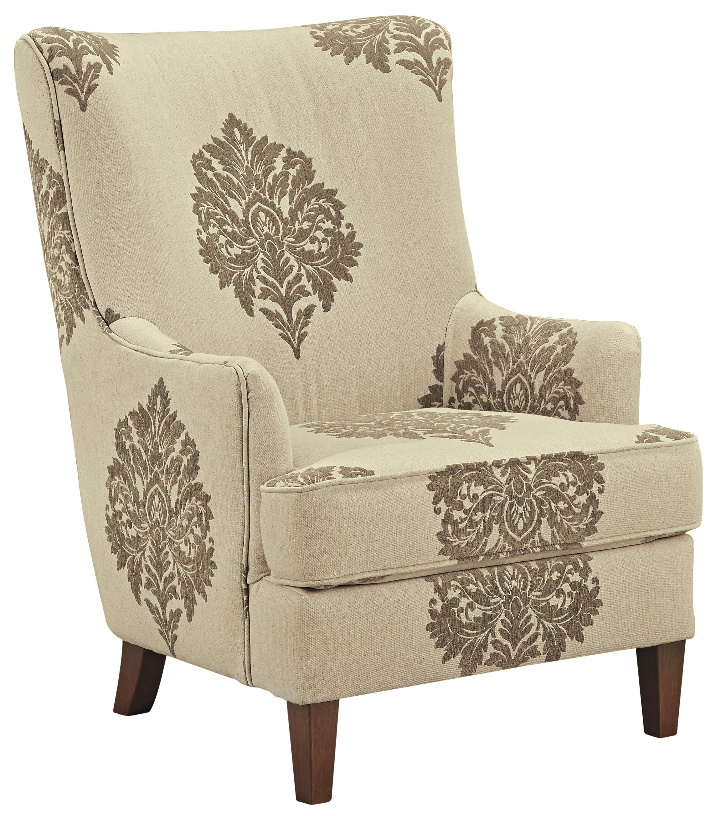 Signature Design by Ashley Berwyn View Accents Accent Chair - Item Number: 898XX21