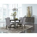 Ashley (Signature Design) Besteneer Casual Dining Room Group - Item Number: D568 Dining Room Group 2