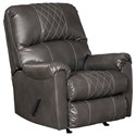 Signature Design by Ashley Betrillo Rocker Recliner - Item Number: 4050325
