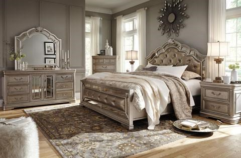 Signature Design by Ashley Birlanny B720 Q Bedroom Group 2 - Item Number: B720 Q Bedroom Group 2