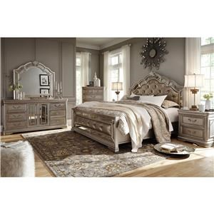 Signature Design by Ashley Birlanny King Bedroom Group