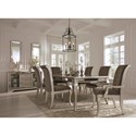 Ashley (Signature Design) Birlanny Formal Dining Room Group - Item Number: D720 Dining Room Group 2