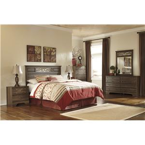Signature Design by Ashley Furniture Allymore Full/Queen Bedroom Group