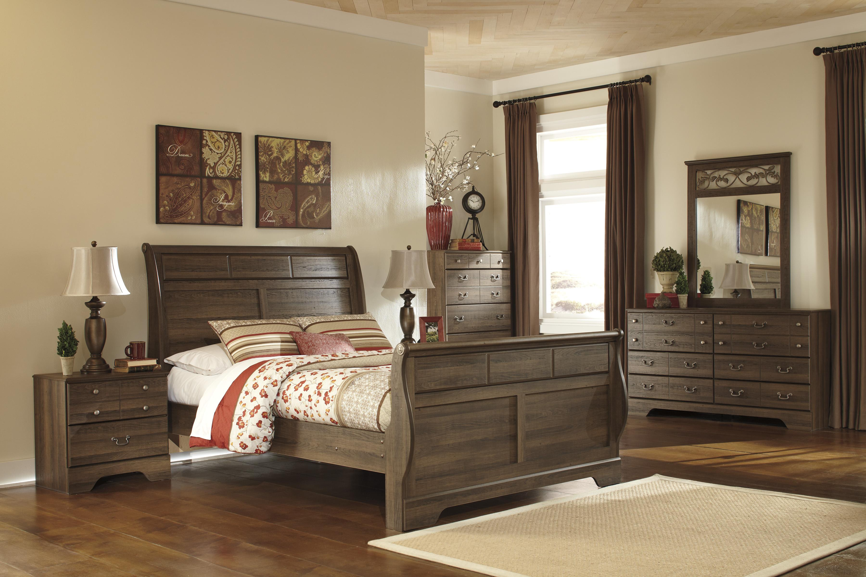 Signature Design by Ashley Allymore Queen Bedroom Group - Item Number: B216 Q Bedroom Group 1