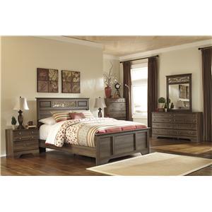 StyleLine NORMA Queen Bedroom Group