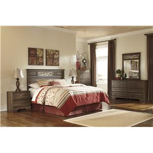 Signature Design by Ashley Furniture Allymore Queen Bedroom Group