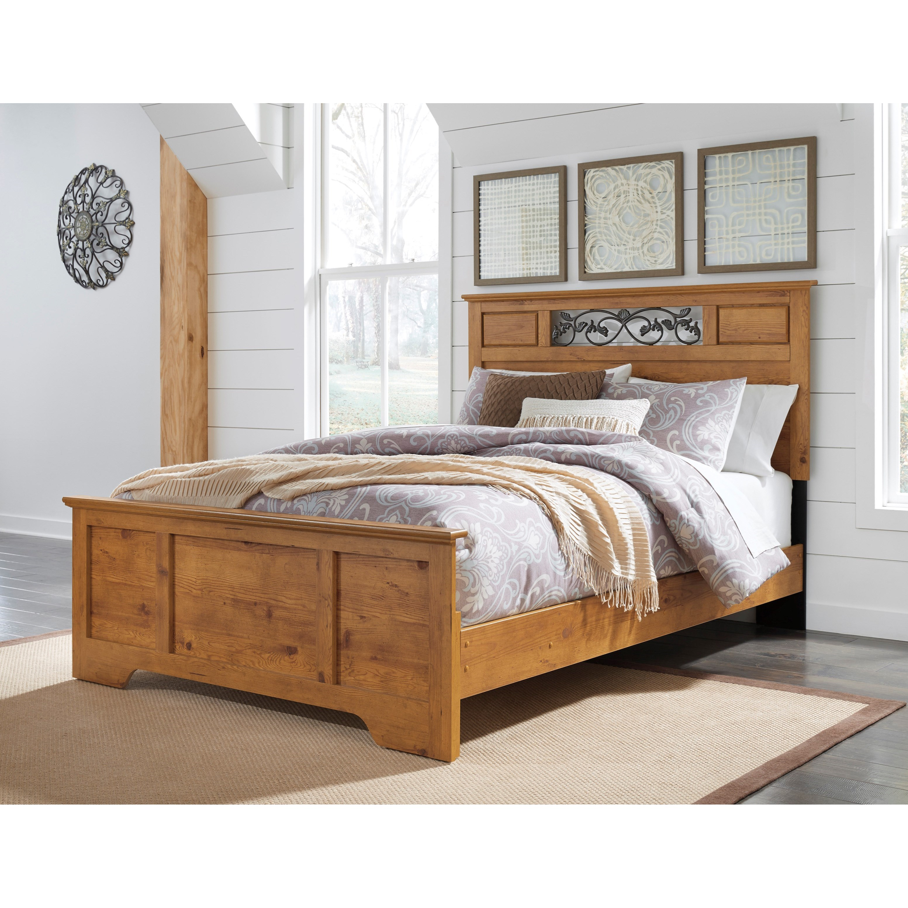 Ashley Furniture Superstore: Signature Design By Ashley Bittersweet Queen Panel Bed