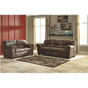 Signature Design by Ashley Furniture Bladen Stationary Living Room Group